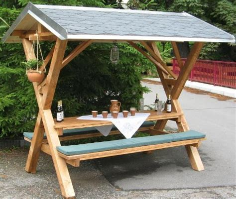 Loungemöbel Mit Dach by Sitzgruppe Mit Dach Satteldach Holzbau Bau Abc Rostrup