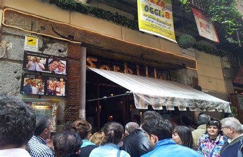 Pizzeria Gino Sorbillo a Napoli: un nome una garanzia