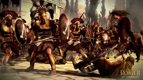 Spartan War total war rome 2 sparta units composition tips and
