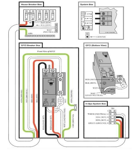 spa wiring diagram schematic 28 wiring diagram images