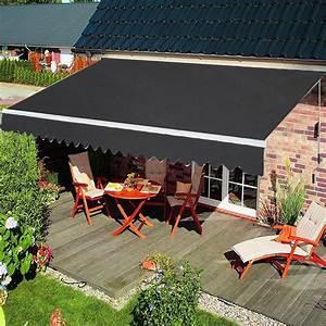 36m x 3m alu sonnenschutz kassettenmarkise sonnenmarkise for Markise balkon mit 1 fc köln tapete