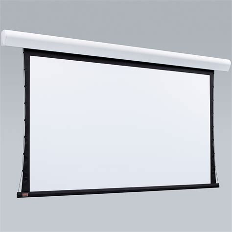 ceiling mount for projector screen wall or ceiling mounted tab tensioned projection screens