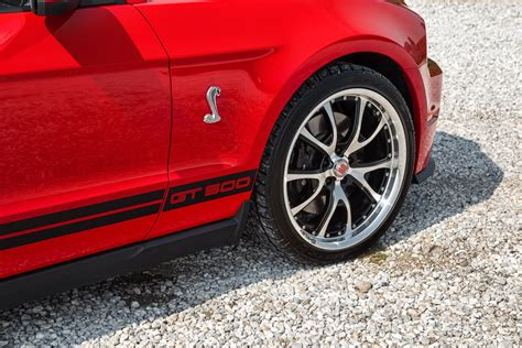2018 Shelby Gt500 Fast Lane Classic Cars
