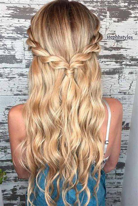 easy hairstyles  long hair    hair