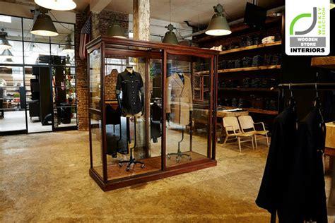 wooden store interiors good genes store studio