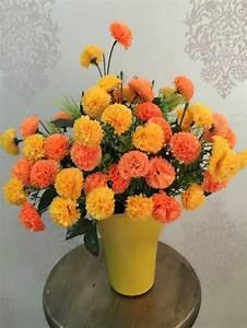 fleurs artificielles les avantages etourdissants en photos With chambre bébé design avec fleur artificielle deco pas cher