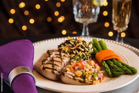 delicious food choices   winter wedding reception