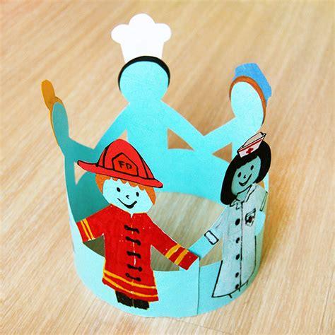crown  friends kids crafts fun craft ideas
