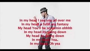 Jason Derulo In My Head Lyrics Youtube