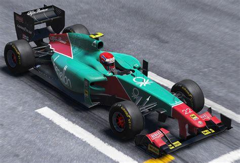formula  alfa romeo  team  racedepartment