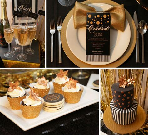 black table runner black and gold graduation b lovely events