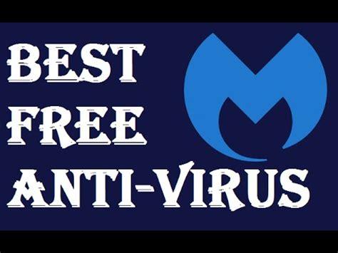 Best Free Antivirus For Windows 10 In 2017 Antimalware