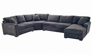 4 piece sectional sofa sharon 4 piece sectional sofa set for Teddy fabric 4 piece chaise sectional sofa