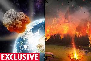 Asteroid impact warning: Meteor could wipe out cities ...