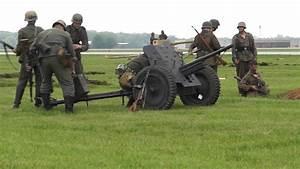 Ww2 German Pak Gun Battle Deployment