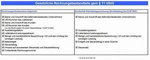 Ust Rechnung : rechnungsmerkmale umsatzsteuer ~ Themetempest.com Abrechnung