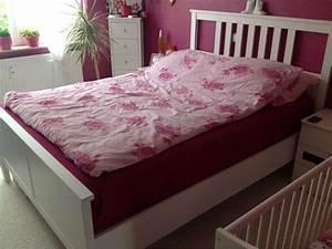 Bett 140x200 Ikea : gebraucht ikea bett hemnes 140x200 in 65451 kelsterbach um 150 00 shpock ~ Udekor.club Haus und Dekorationen