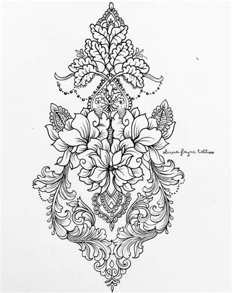 Miami Ink Tattoo Designs Gallery | Mandala hip tattoo
