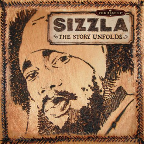The Best Of Sizzla The Story Unfolds  Vp Records