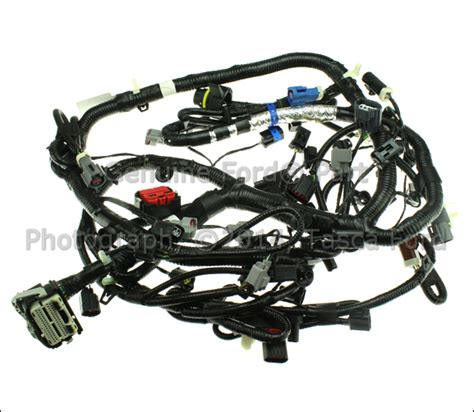2005 Ford 5 4 Engine Wire Harnes Diagram by New Oem 4 6l Engine Wiring Harness Ford Explorer Sport