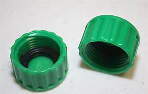 New 100 plastic garden hose end caps hose terminators for Garden hose cap