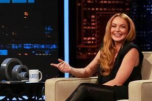 Lindsay Lohan, Talk-Show Host - The New York Times