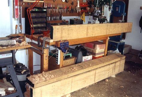 workbench construction part