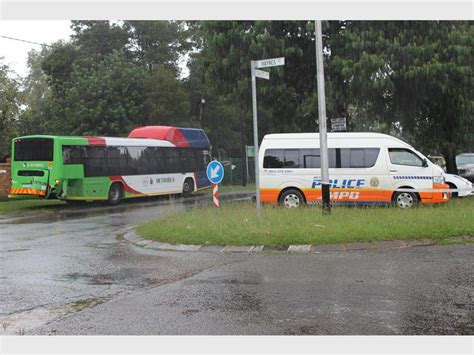 Metro Driver Causes Accident Roodepoort Record