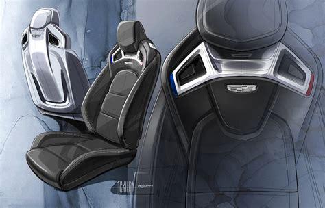 Cadillac's Racing Inspired Recaro Seats Stun