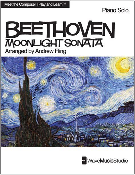 moonlight sonata easy piano sheet  play  learn