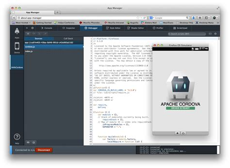 Building Cordova apps for Firefox OS ★ Mozilla Hacks – the ...