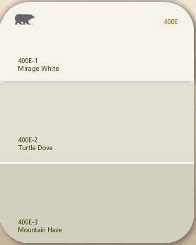 turtle dove in eggshell our new bedroom color with white