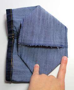 aus alten nähen upcycling wie du dir aus einer alten jeanshose ganz einfach einen kleinen utensilo n 195 164 hen