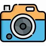 Camera Icons Icon Vector Designed Freepik Kawaii