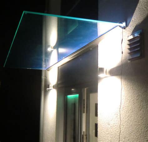 Vordach Mit Led Beleuchtung by Glasvordach Haust 252 R Tr 228 Gerlos Megaglas