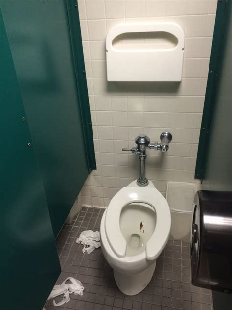 unable to use the bathroom at are us yelp