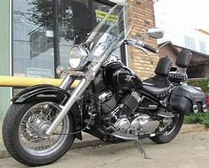 2006 Yamaha XVS650 V Star Used Cruiser Street Bike ...