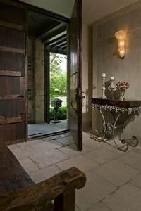 30, Rustic, Style, Foyer, Ideas, Photos