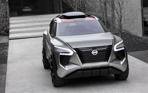 nissan xmotion suv pairs japanese crafts   virtual