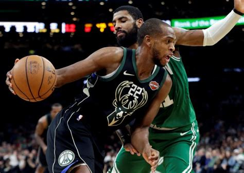 NBA: Giannis scores 30, Bucks beat Celtics 120-107