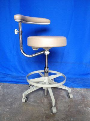 marus dental chair foot used marus 5030 dental assistant s stool professional use