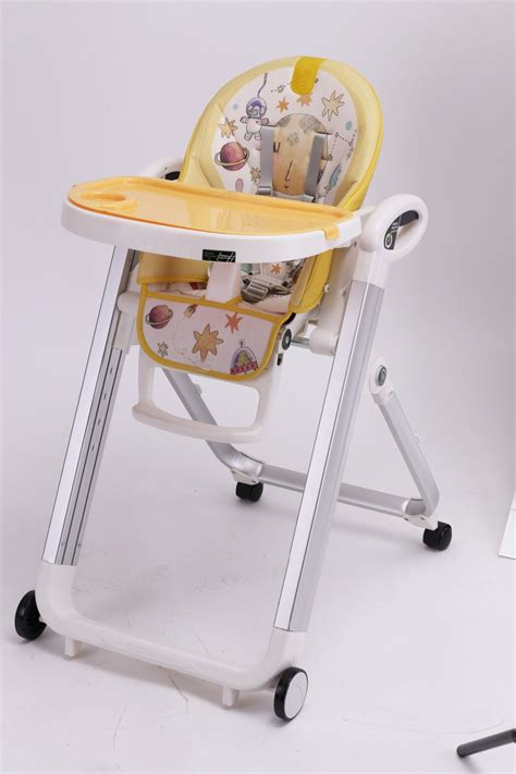 high chairs that attach to tables for babies modern baby highchair leather metal baby dining high chair