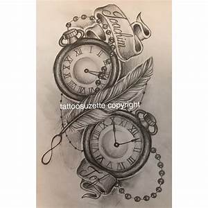 Tatouage Horloge Dessin : tatouage horloge plume desenhos pinterest tattoos tattoo drawings and feather tattoos ~ Melissatoandfro.com Idées de Décoration
