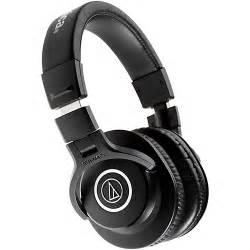 audio technica ath m40x closed back professional studio