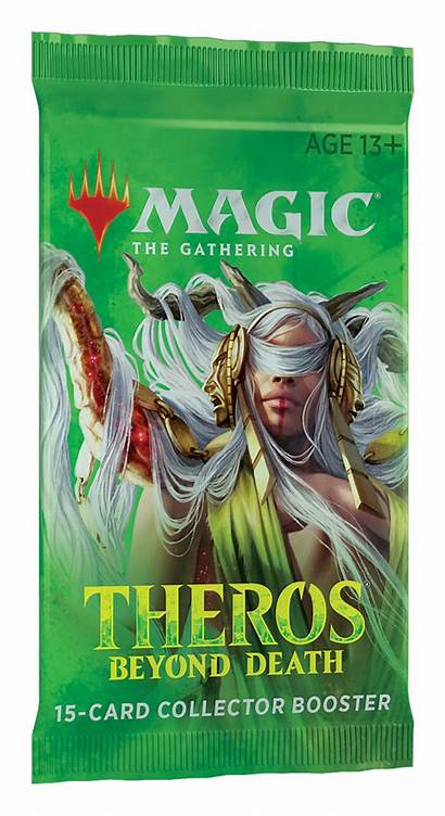Theros Beyond Death Booster Collector Mtg Magic