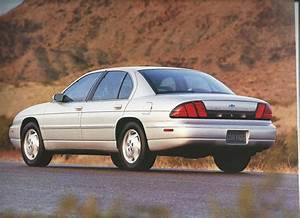Great 1995 Chevrolet Lumina Brochure 95 Chevy