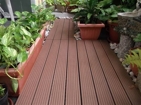 Singapore's leading supplier of outdoor decking flooring