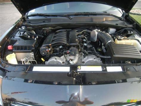 2007 Dodge Magnum Sxt 3.5 Liter Sohc 24-valve V6 Engine