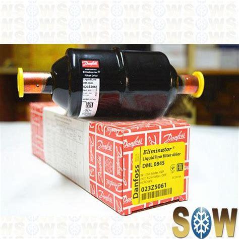 Danfoss Dmls Line Drier Connection Product