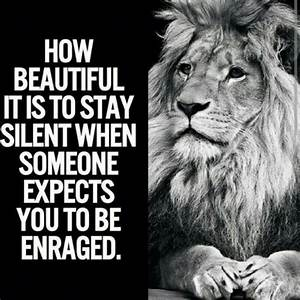 But sometimes y... Lion Sign Quotes